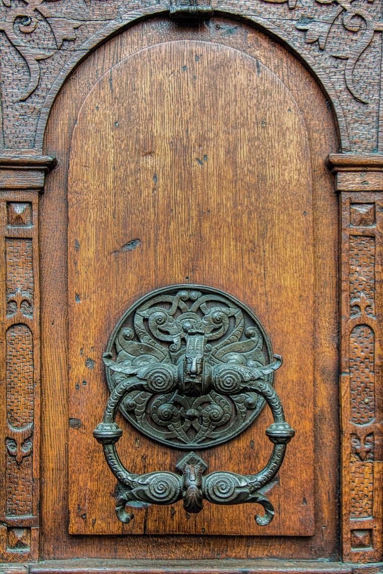 Old door-1
